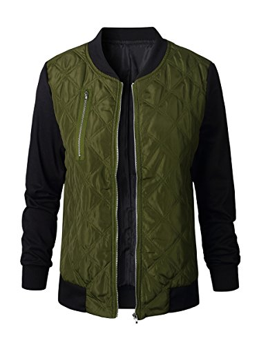 MiYang-Warm-Quilted-Lightweight-Jacket-Padded-Short-Bomber-Jacket-Coat-For-Women