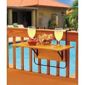 Folding Deck jardín mesa Natural césped, mantenimiento