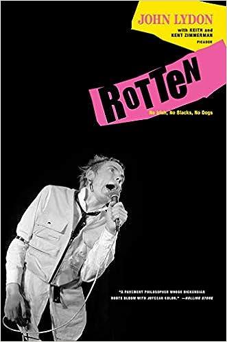 Download Rotten No Irish No Blacks No Dogs By John Lydon