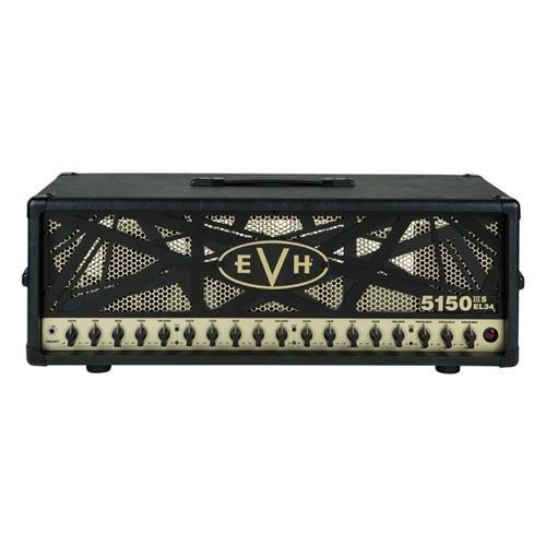 EVH 5150 III 100S EL34 100 Watt Tube Guitar Amplifier Head (Head 100w Tube)