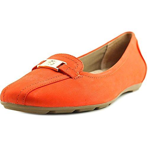 Giani Bernini Jileese Femmes Nous 9.5 Mocassin Orange