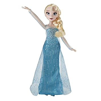 1380af82a1 Hasbro Frozen Disney Classic Elsa Fashion Doll  Amazon.co.uk  Toys ...