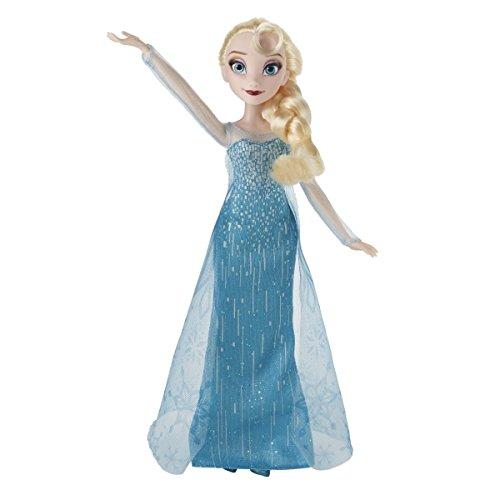 54 opinioni per Disney Frozen B5162ES2- Fashion Doll Classica Elsa