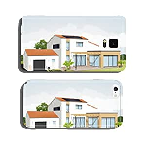 Positive energy house cell phone cover case Samsung S6