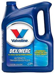 Valvoline Dex/Merc Automatic Transmission Fluid - 1 Gallon, (Pack of 3); 773636-3PK