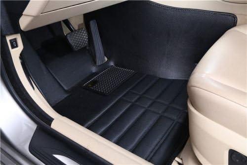 Autofussmatten Fu/ßraumschalen Passend f/ür Mercedes-Benz C Klasse W204
