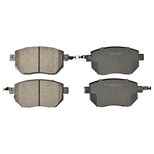 KFE Ultra Quiet Advanced KFE969-104 Premium Ceramic FRONT Brake Pad Set
