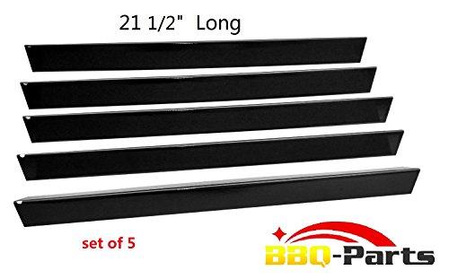 Hongso FB7535 FB7534 7535 7534 Porcelain Steel Flavorizer Bars , Set of 5 (21.5