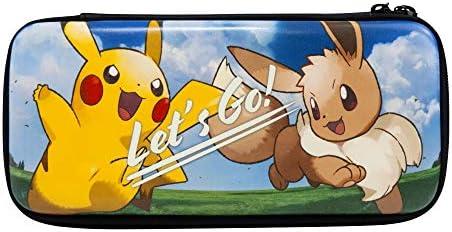 Hori - Funda Rígida Pokémon Lets Go (Nintendo Switch): Amazon.es: Videojuegos