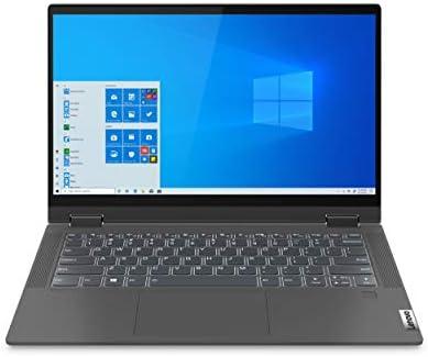 Lenovo Flex 5 14″ 2-in-1 Laptop, 14.0″ FHD (1920 x 1080) Touch Display, AMD Ryzen 5 4500U Processor, 16GB DDR4, 256GB SSD, AMD Radeon Graphics, Digital Pen Included, Win 10, 81X20005US, Graphite Grey 41lh8SSGdcL