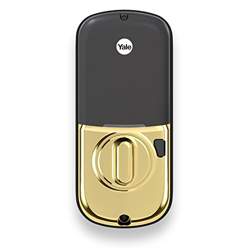 Yale Real Living Key Free Touchscreen Z-Wave Smart Deadbolt