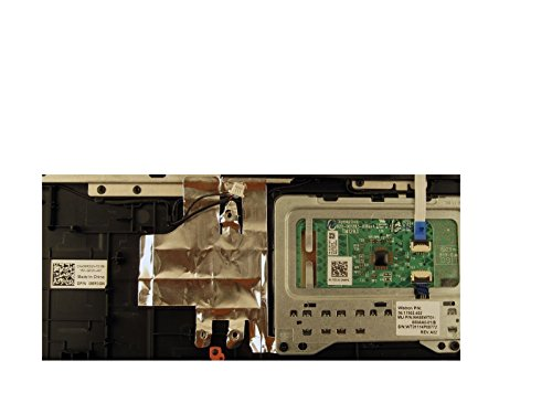Dell MR3GN Vostro 3500 Genuine Palmrest Touchpad Power Button by Dell (Image #2)
