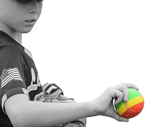 STOPLIGHT Throwing Mechanics Training Baseball for Teaching Proper Throwing (Proper Training)