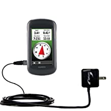Rapid Wall Home AC Charger for the Garmin Montana 600 650 650t - uses Gomadic TipExchange Technology