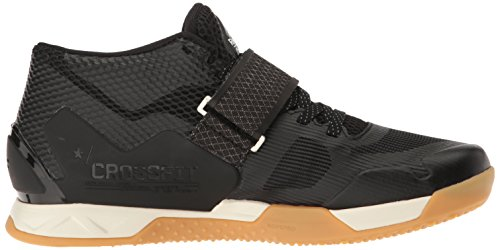 Reebok Women's Crossfit Transition LFT Cross-Trainer Shoe Black/Classic White/Rbk Rubber Gum/Pewter where can i order shopping online clearance pick a best for sale yrG5jEuf6g
