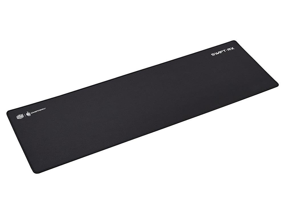 Cooler Master Swift-RX Medium Tappetino per Mouse 'Tessuto ad Elevata Precisione, Base Antiscivolo, Bordi Cuciti' SGS-4120-KMMM1 Coolermaster