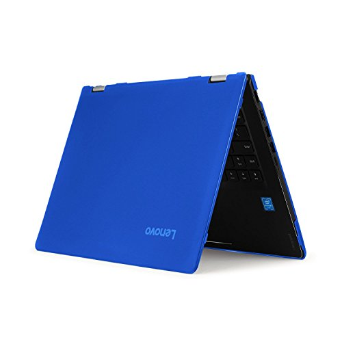 iPearl mCover Hard Shell Case for New 14 Lenovo Ideapad Flex 6 14 (6-14IKB or 6-14ARR, NOT Compatible with Older Flex 4-14/5-1470 Series) Laptop Computers (FLEX6-14 Blue)