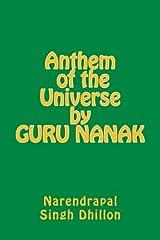 Anthem of the Universe by GURU NANAK Paperback