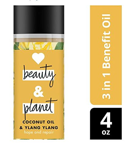 Love, Beauty & Planet Hope and Repair Oil Coconut Oil & Ylang Ylang4.0 oz. ( pack of 1 )