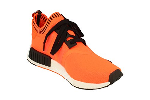 363 W Mixte Baskets Pk White R1 Ac8171 Adulte Adidas Nmd Black Orange Noise aqw64S1