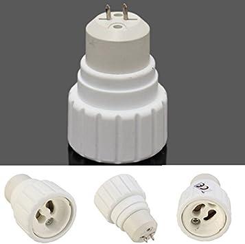 4 socle Adaptateur de e14 sur gu10 lumière adaptateur adaptateur socle Lampes Lampes socle