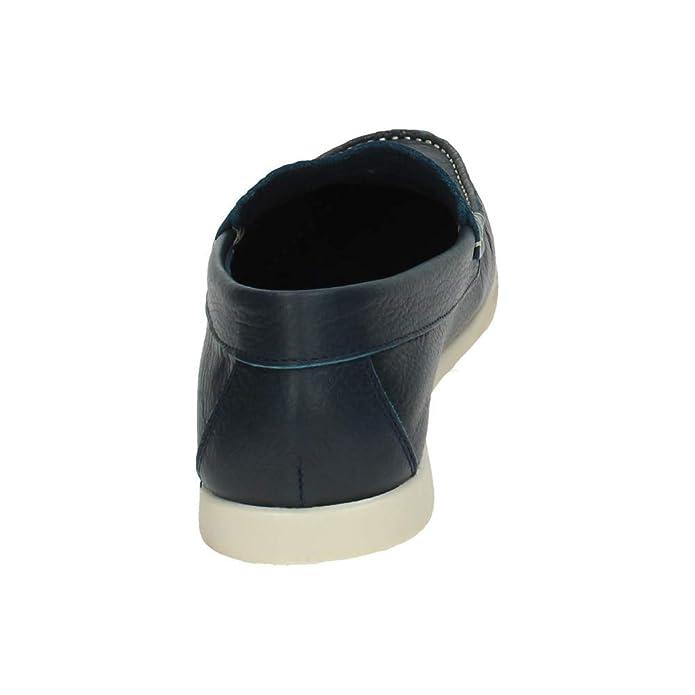 MADE IN SPAIN 334 MOCASÍN CÓMODOS Piel Hombre Zapatos MOCASÍN Marino 39: Amazon.es: Zapatos y complementos