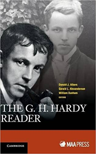 The G. H. Hardy Reader (Spectrum)