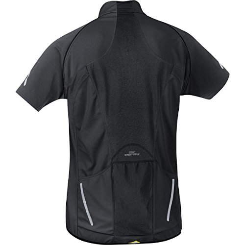 Gore Negro Phantom Bike Shell Chaqueta Hombre 2 0 Soft Wear para Windstopper PEPwqrWd