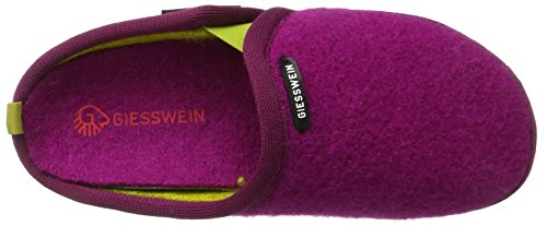Giesswein Unisex Adults' Nieden Slippers, Grey Purple (Traube)
