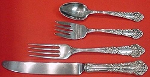 Place Fork Renaissance (French Renaissance By Reed and Barton Sterling Silver Dinner Setting(s) 4pc)
