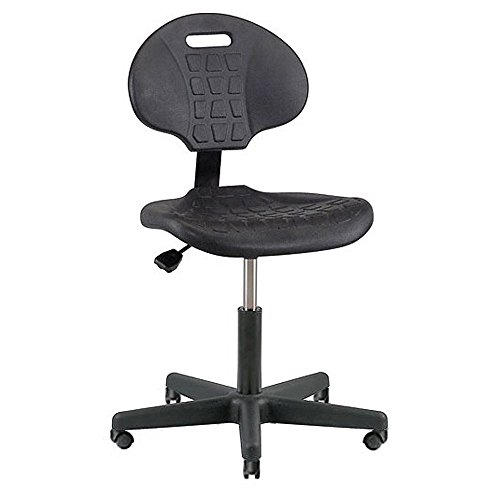 Bevco Static Control Seating - Bevco Static-Control Seating - Chair - 5-Star Base - Hard Floor Casters - Black