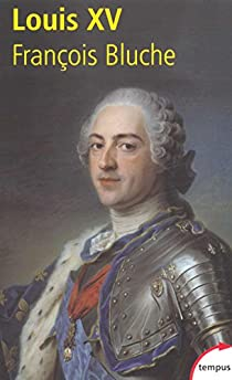 Louis XV par Bluche