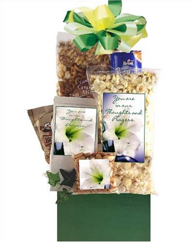 Religious Gift Baskets - You Are in My Thoughts and Prayers