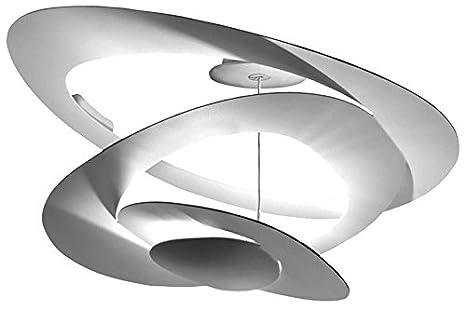 Artemide pirce lampada soffitto halo lampadina esclusa: amazon.it