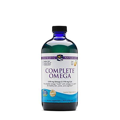 Nordic Naturals Complete Liquid, 16oz, 1.58 Bottle