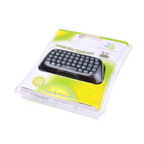 BestDealUSA High Quality ABS Keyboard Keypad Chatpad For Xbox 360 Wireless Controller