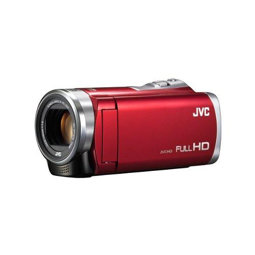 JVC KENWOOD ハイビジョンメモリームービーEVERIO レッド GZ-E333-R