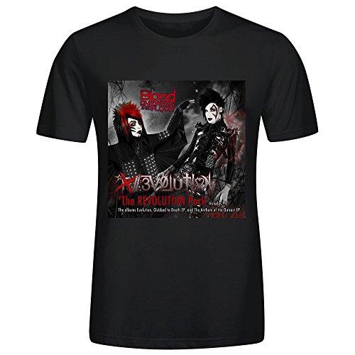 Blood On The Dance Floor The Revolution Pack Tee Shirts For Men Black