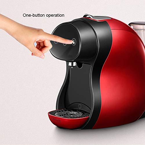 YLLKFJ Máquina de café cápsula automática hogar pequeña Leche de Soja té Inteligente máquina de Bebidas multifunción Aislamiento automático casa Comercial: ...