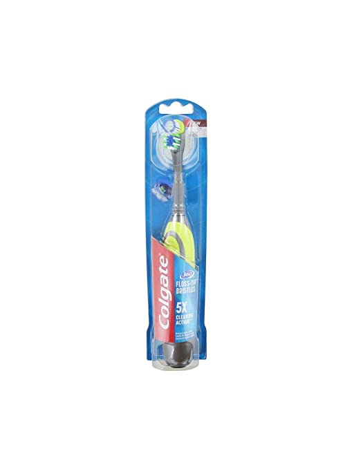 Colgate 360° - Cepillo de dientes a pilas
