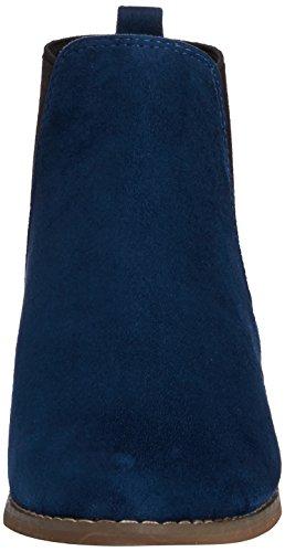 Dolcis  Dolcis Janet,  Damen Stiefeletten mit dünnem Futter , Blau - Blau - Größe: 36 EU