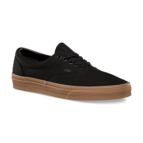 Vans Unisex Era Black/Classic Gum Skate Shoe 6 Men US / 7.5 Women US