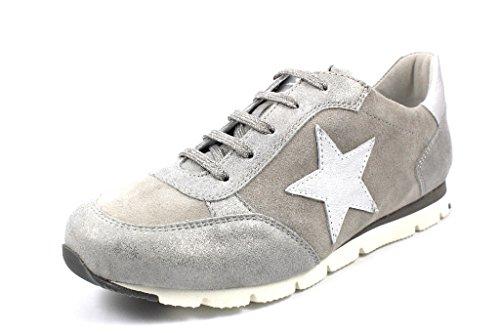 de Pour Chaussures Femme Lacets à Semler Ville Gris 1wqxfOwTA5