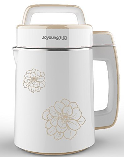 ([Official] BONUS PACK! Joyoung CTS-2038 Easy-Clean Automatic Hot Soy Milk Maker (Full Stainless Steel & Large Capacity 1700ML) with FREE Soybean Bonus Pack)
