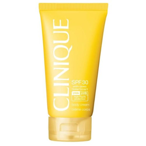 Clinique Body Cream SPF 30 with Solar Smart, 5 Ounce