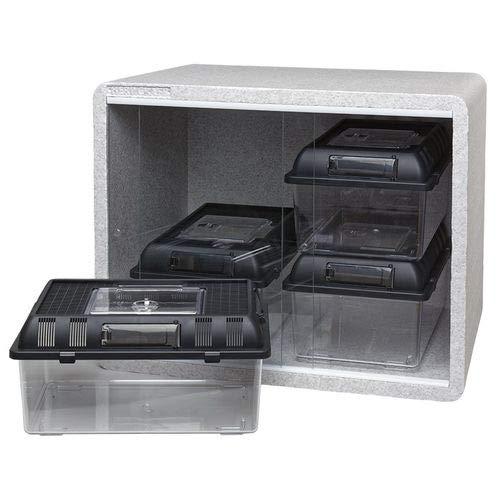 スドー レプタイル保温BOX レプティケースセット B07JV9C62W