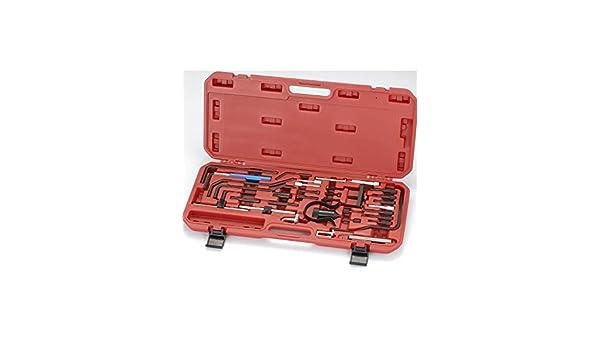 Coffret Calage correa distribución motor gasolina y diesel Peugeot Citroen: Amazon.es: Bricolaje y herramientas