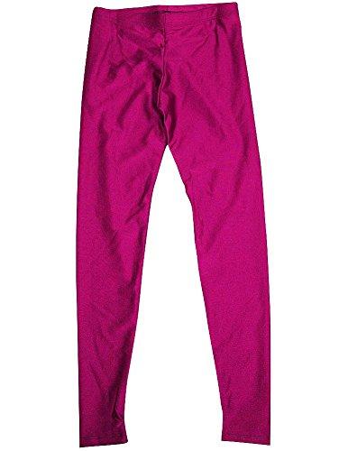 Zara Terez - Big Girls' Legging, Raspberry 34067-14 -