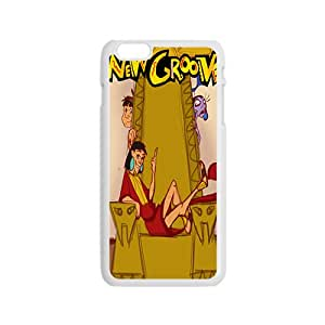 JIANADA The emperor's new groove Case Cover For iPhone 6 Case