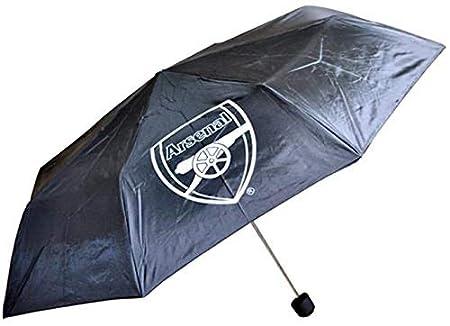 Arsenal FC - Team Crest - Official Foldable Telescopic Umbrella